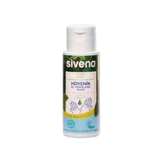 Alkollü Hijyenik El Temizleme Sıvısı 50 ml