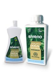Siveno - Doğal 2'li Set Defne Yağlı Doğal Sıvı Sabun 300 ml + 1L